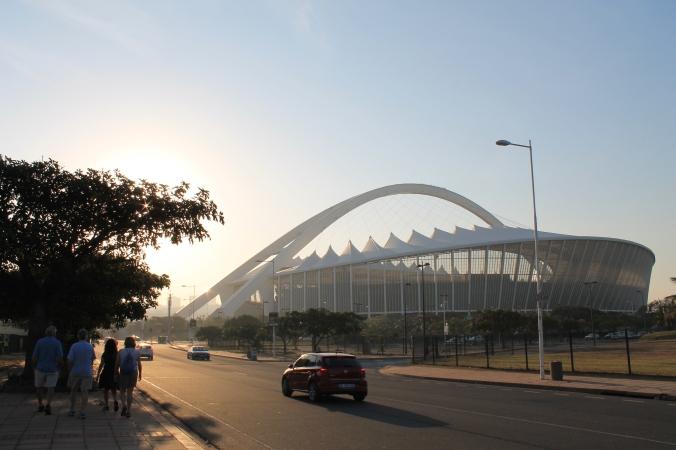 Moses Mabhida Stadium, Durban, South Africa