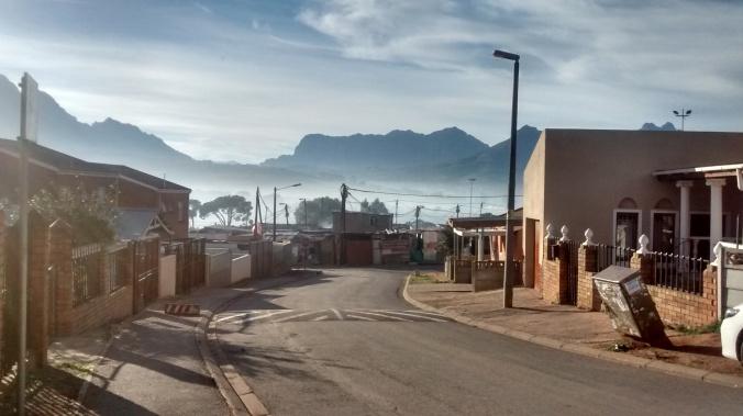Kayamandi, Cape Town, Stellenbosch, township, South Africa